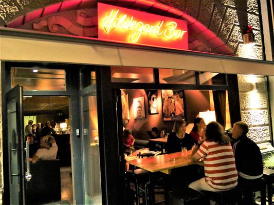 Berlin where to go: Hildegard Bar