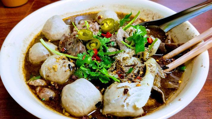 Thailand Ayutthaya Blog -  Boat Noodles