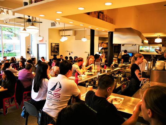 New York Restaurants Tipps: Clinton St. Baking