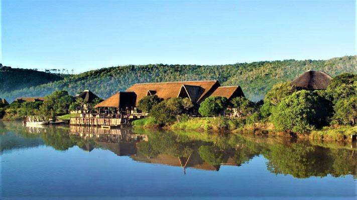 Südafrika Reisetipps Die schönsten Safari Lodges