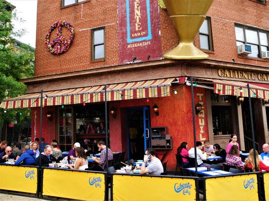 New York Restaurants Tipps Caliente Cab