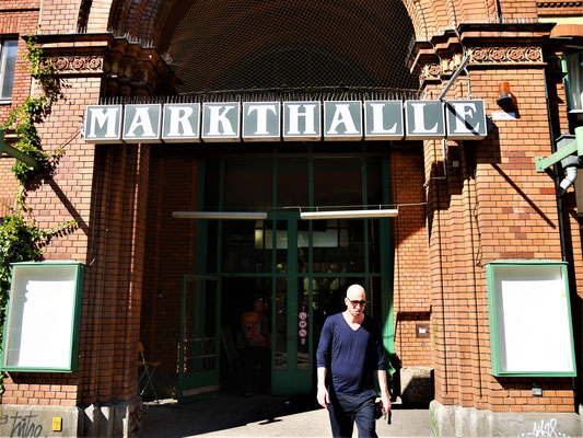 Berlin where to go: Markthalle Arminius Moabit