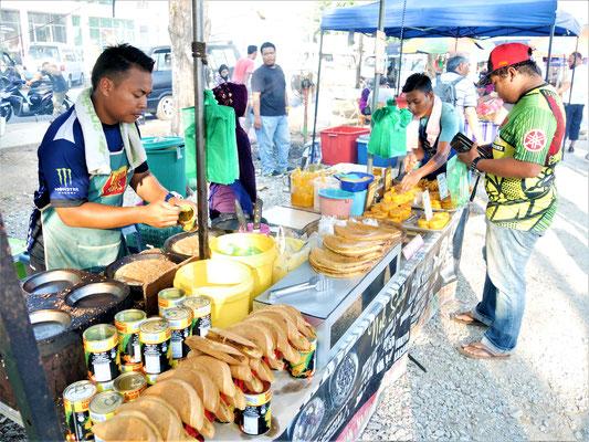 Penang Reise Tipps Nachtmarkt