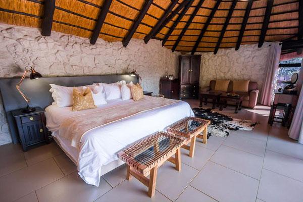 Südafrika Safari Lodges Nähe Kapstadt