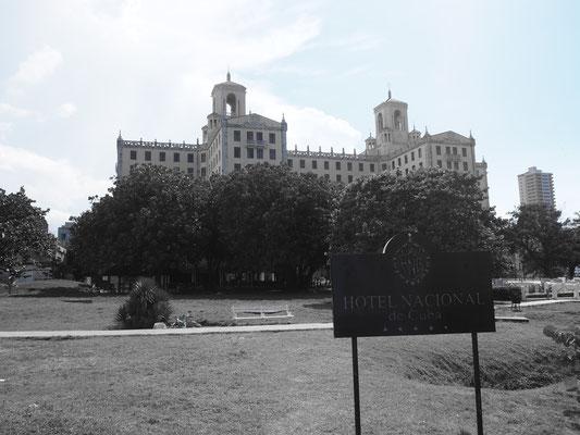 Kuba Havanna Reisetipps  Hotel Nacional