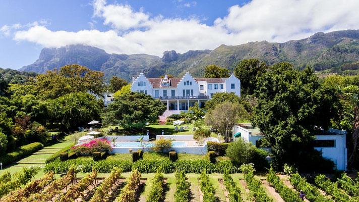 Südafrika Reisetipps Weinregion