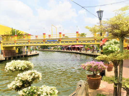 Reiseführer Malakka Malaysia River Cruise