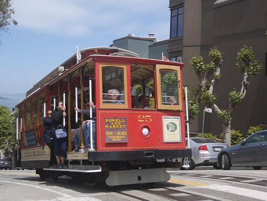 Wohin in San Francisco?
