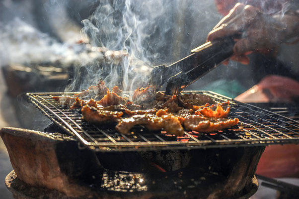 Essen in Australien Grillen