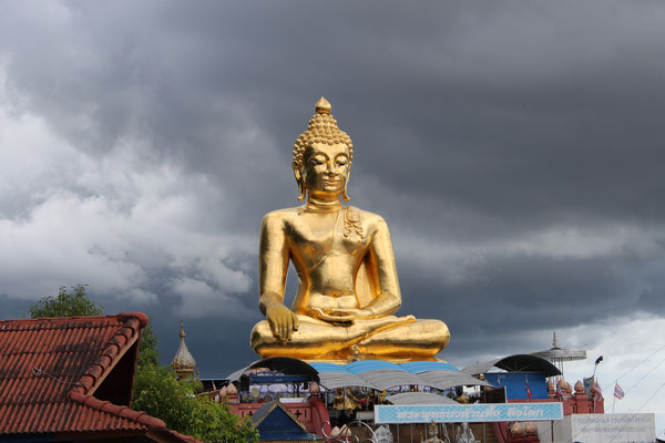 Chiang Rai Tempel Reisebericht