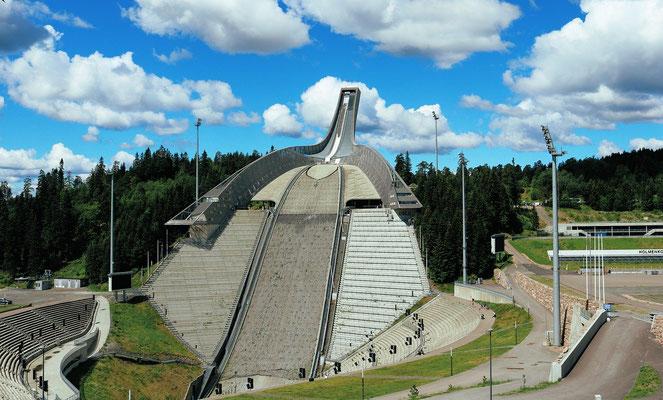 Oslo Tipps Holmenkollen Skischanze