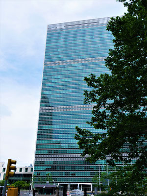 New York Reisebericht: United Nations Building