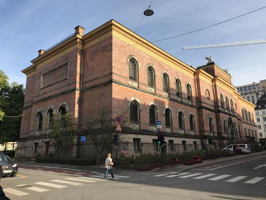 Oslo Sehenswürdigkeiten Der Schrei Edvard Munch