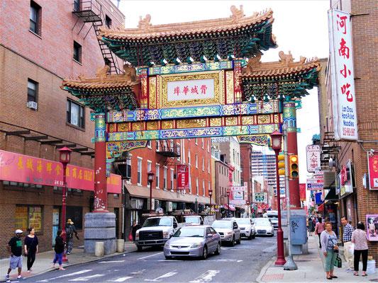 Philadelphia Sehenswürdigkeiten Chinatown