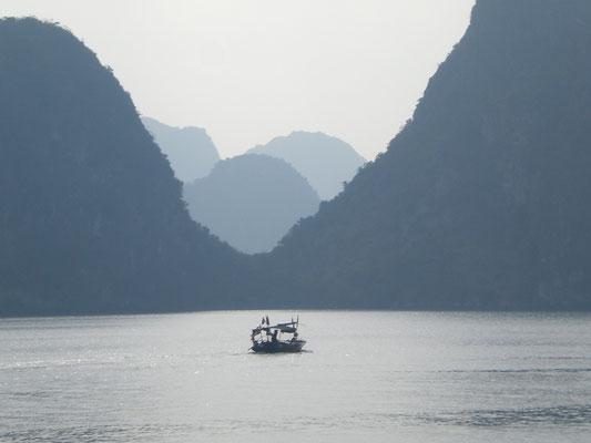 Hanoi Reisetipps - Ausflug in die Ha Long Bucht