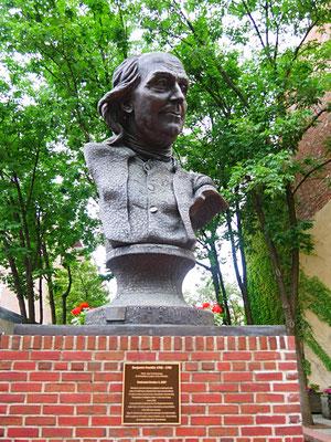 Philadelphia Reisetipps Benjamin Franklin Grab