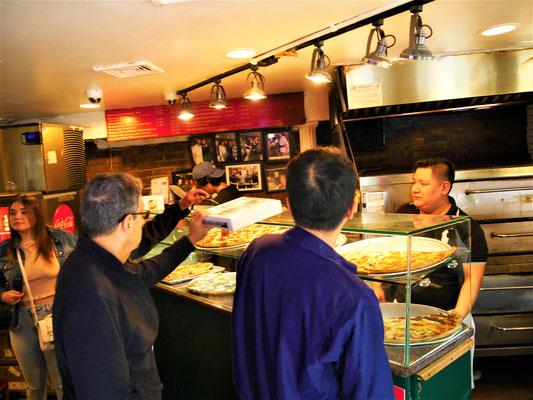Reisetips New York: Bleecker Street Pizza