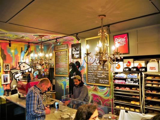New York Restaurants Tipps : Doughnut Project