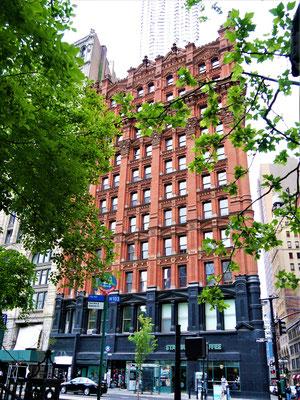 New York Tipps: Potter Building