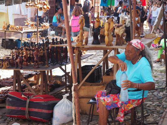 Trinidad Kuba Sehenswürdigkeiten Märkte