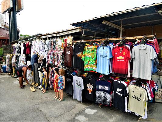 Penang Reisebericht Nachtmarkt