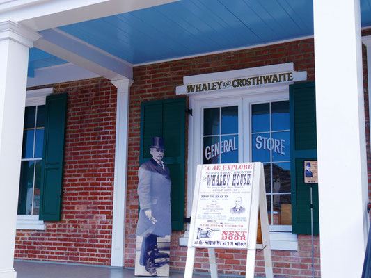 San Diego Reisetipps Whaley House