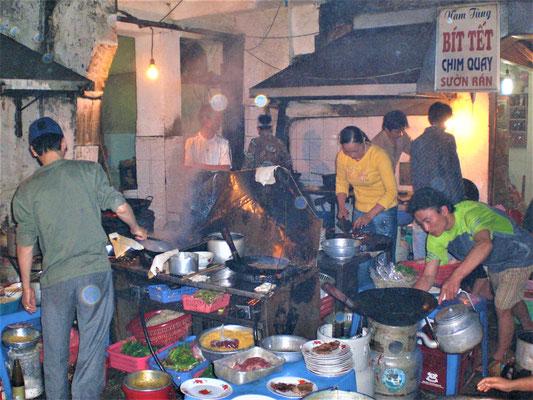 Hanoi Blog - Streetfood Tour durch die Altstadt