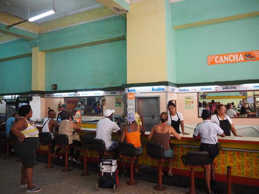 Kuba Havanna Reisetipps  typisches Essen