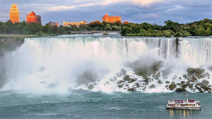 Kanada Reisetipps Osten Niagara Falls