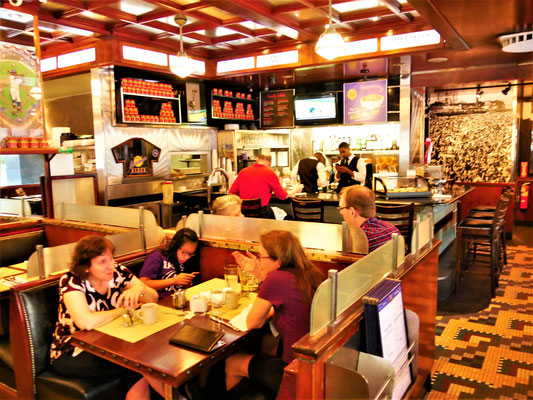 New York Restaurants Tipps Brooklyn Diner
