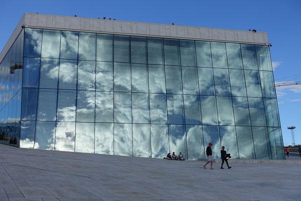 Oslo Tipps Opernhaus