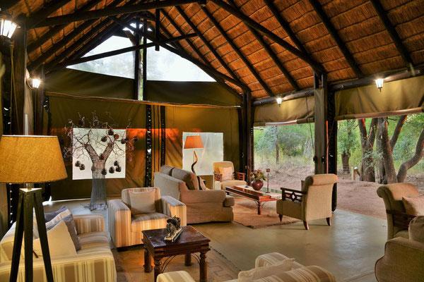 Safari Lodge Südafrika mit Kindern
