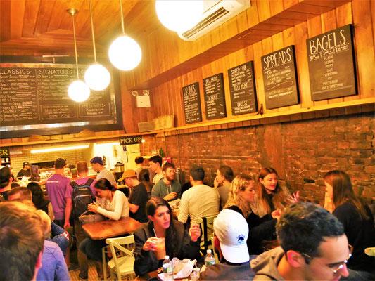 New York Restaurants Tipps: Black Seed