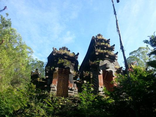 Mount Batur Bali Vulkan Wanderung