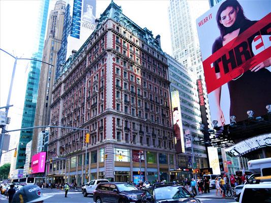 New York Reiseplanung: Knickerbocker House