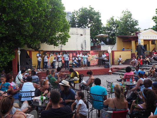 Trinidad Kuba Sehenswürdigkeiten Casa de la Musica