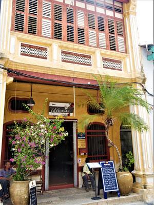 Georgetown Penang Reisebericht Armenian Street