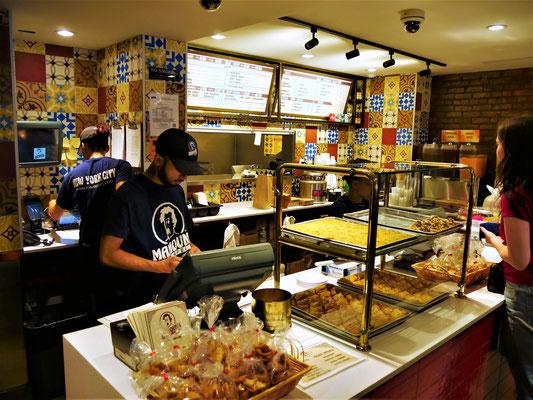 Reisetips New York Mamoun's Restaurant