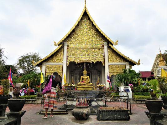 Thailand Trinkgeld Reiseleiter Rundreise