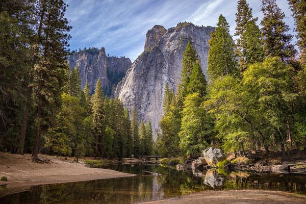 Yosemite Tipps Anreise