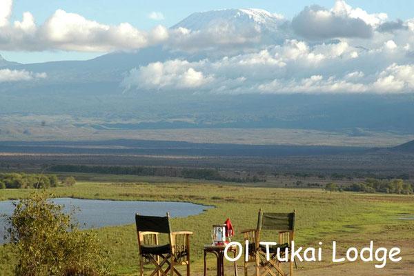 Kenia Nationalparks Lodges Ol Tukai Lodge
