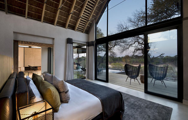 Luxus Lodges Südafrika Sabi Sand