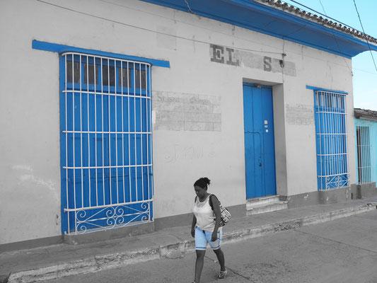 Hotel Trinidad Kuba Sehenswürdigkeiten Glockenturm