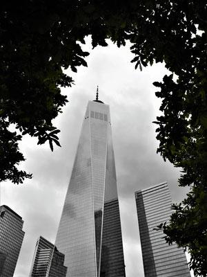 New York Reisebericht: One World Trade Center
