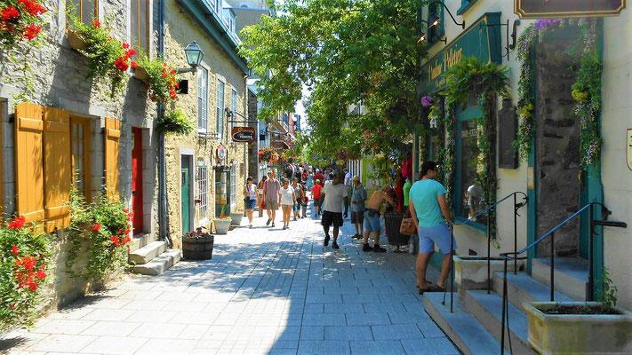 Kanada Reisetipps Osten Quebec City