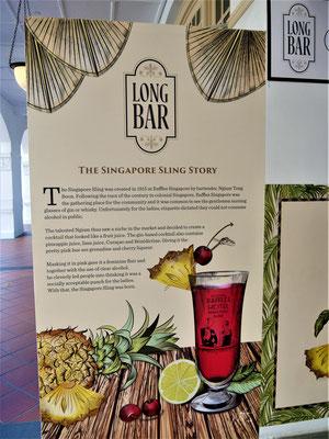Singapur Reiseblog Raffles Hotel