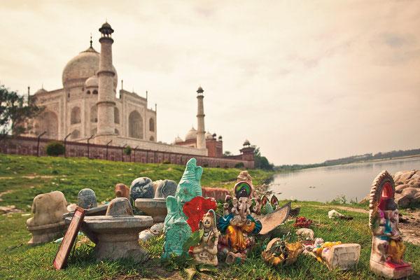 Taj Mahal Foto Tipps