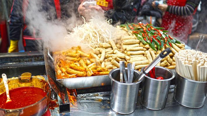Hoi An Vietnam Sehenswürdigkeiten - Streetfood und Märkte