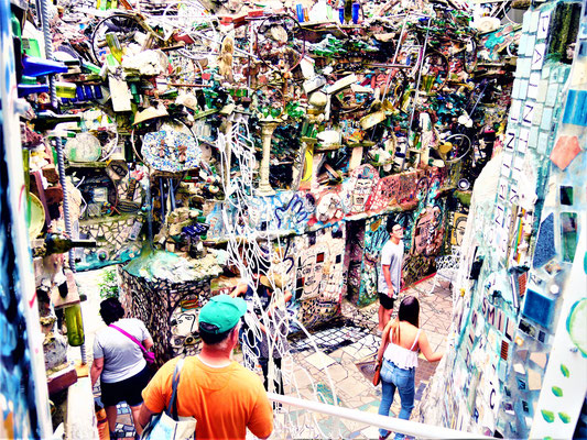 Philadelphia Reisen Magic Gardens