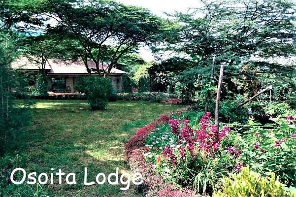 Kenia Safari Lodge Osoita Lodge